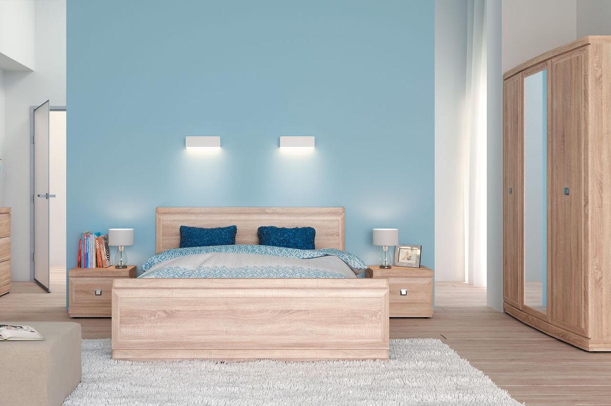 Комплект мебели для спальни Oregon