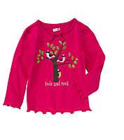 Детский реглан для девочки   12-18 месяцев