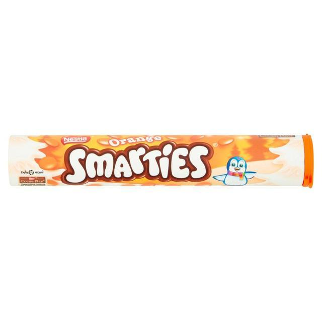 Nestle Smarties Orange