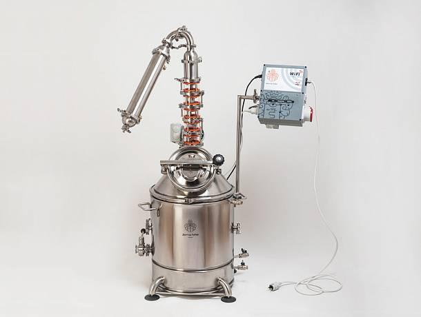 Самогонный аппарат симпл доктор губер купить креслення самогонного апарату