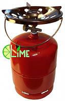 Газовый комплект, Турист 8 литров