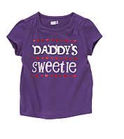 Детская летняя футболка для девочки  2 года