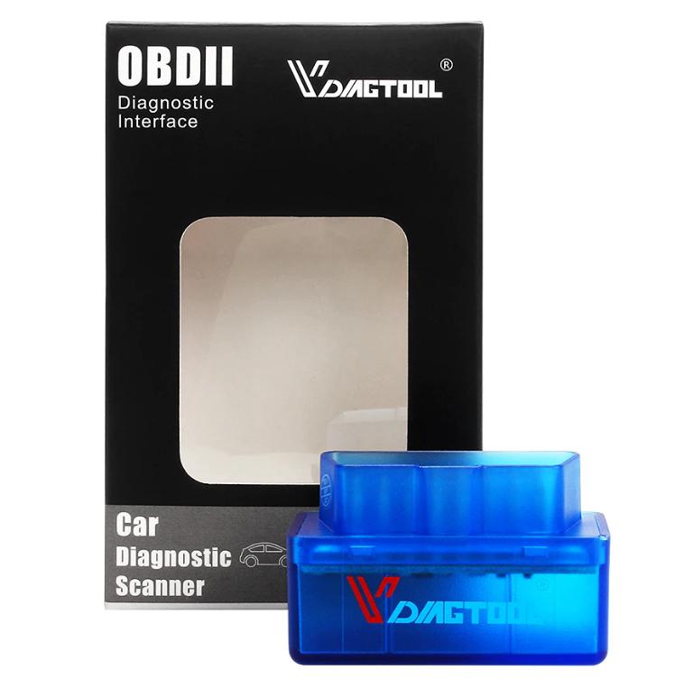 NEW! Мини Bluetooth ELM327 V1.5 OBD2 сканер диагностики авто