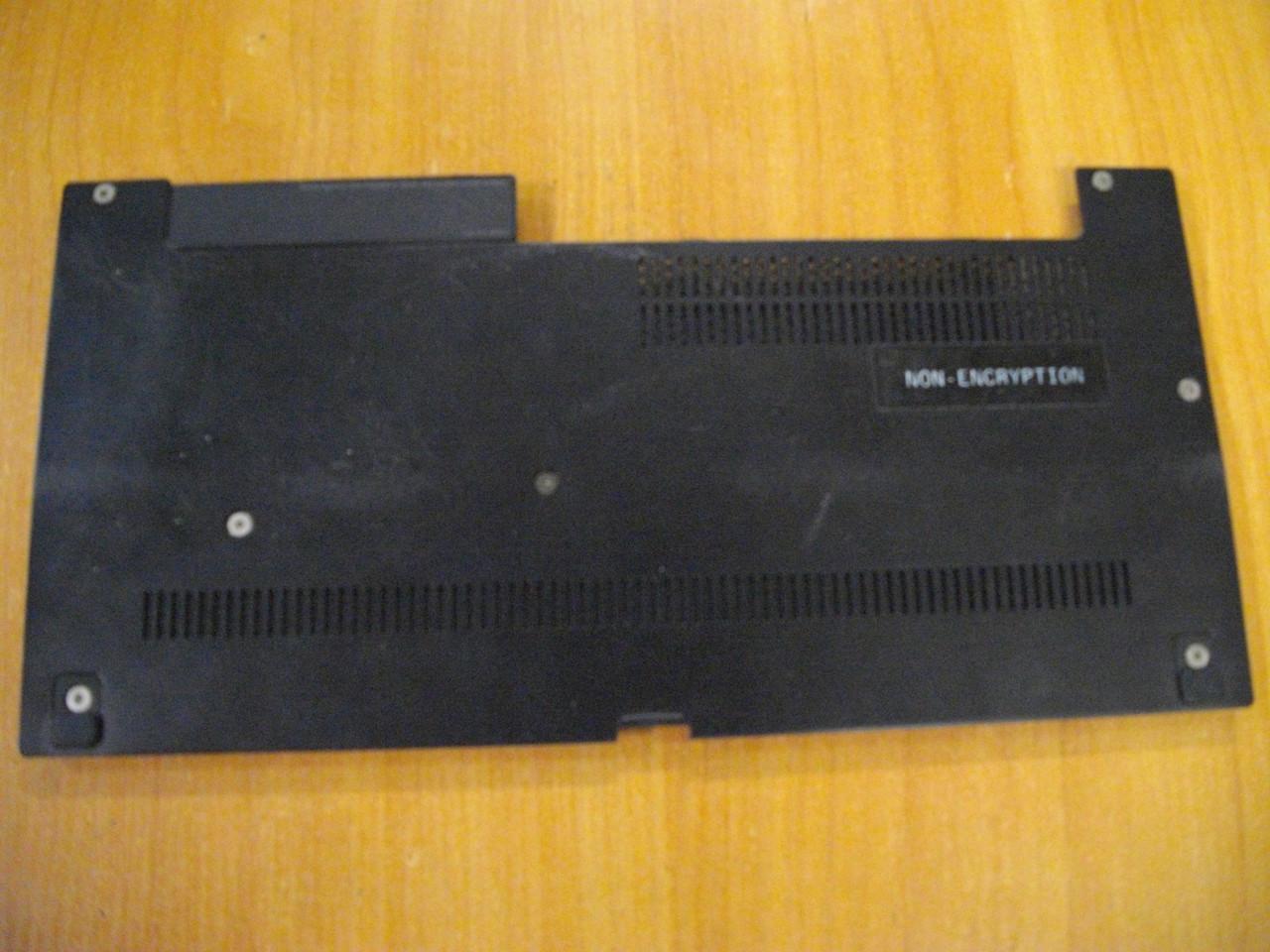 Кришка Люк Корпус від ноутбука Lenovo ThinkPad X100e