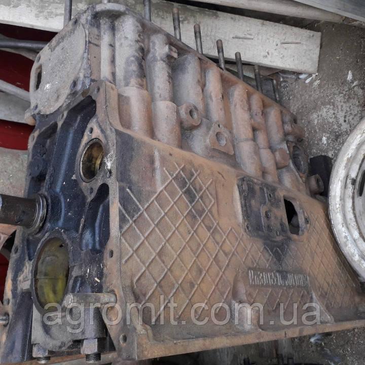 Блок цилиндров Д65-01-001-А ЮМЗ, Д-65 НОВОГО ОБРАЗЦА