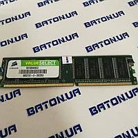 Оперативная память DDR1 1Gb 400MHz PC2 3200U, Оригинал, для Intel/AMD, Гарантия