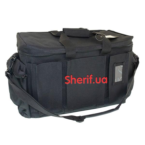 Сумка черная MIL-TEC SWAT Black 16230102