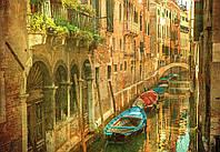 Фотообои бумажные на стену 368x254 см Венеция и гондолы (156.20368P8), фото 1