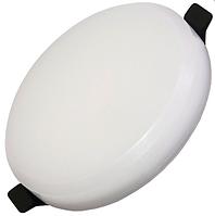 Светильник светодиодный 8Вт PA-R ESTARES 4500K круглый, фото 1