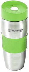 Термокружка Grunhelm GTC 102 380 мл (зеленая)