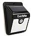 Светильник Ever Brite Эвер Брайт с датчиком движения на солнечной панели, фото 6
