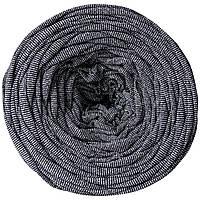 Трикотажная пряжа Pastel XL Люрекс,цвет Черный