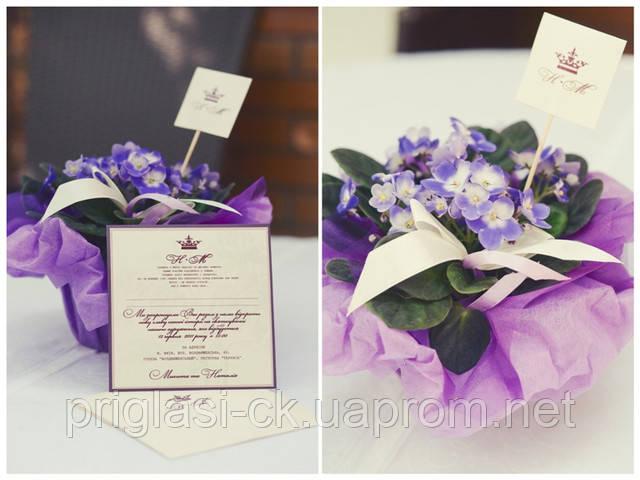 12 идей оформления гостевых карточек на свадебном столе