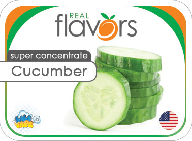 Ароматизатор Real Flavors Cucumber (Огурец)