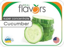 Ароматизатор Real Flavors Cucumber (Огурец)