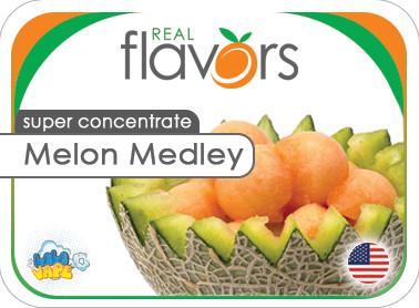 Ароматизатор Real Flavors Melon Medley (Жовта диня)