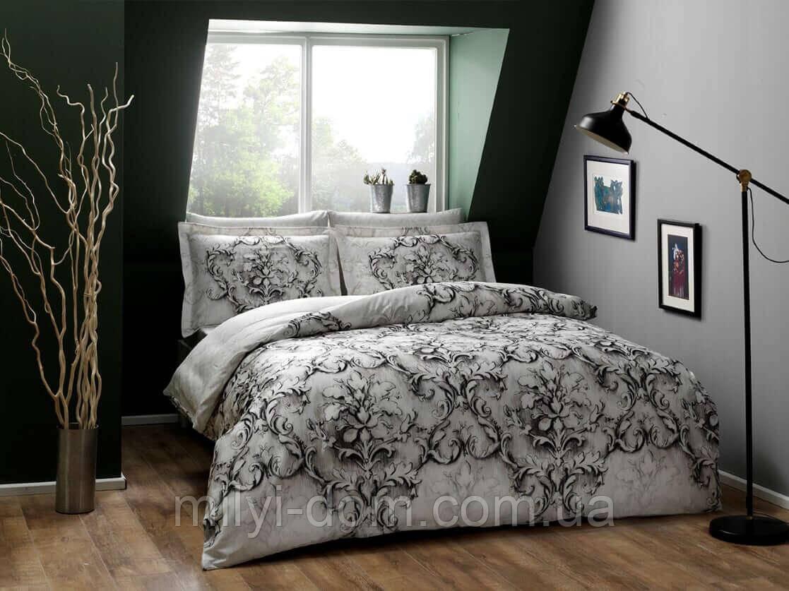Набор постельного белья TAC Carissa  сатин диджитал (евро)