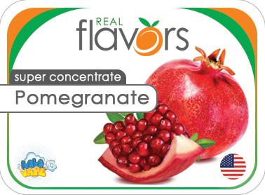 Ароматизатор Real Flavors Pomegranate (Гранат)