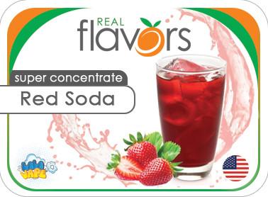 Ароматизатор Real Flavors Red Soda (Красная сода)