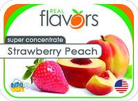Ароматизатор Real Flavors Strawberry Peach (Клубничный персик)