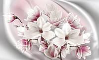 Фотообои готовые 368x254 см Букет свежих лилий  (3017.21006), фото 1