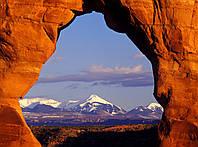 Фотообои готовые 368x254 см Вершина горы (8-002.21386), фото 1