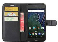 Чехол книжка для Motorola Moto G5, фото 1