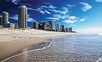 Фотообои готовые 368x254 см Дубайский пляж (1312CN), фото 1