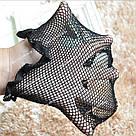 РАСПРОДАЖА!!! Сеточка паутинка для сна чёрная для волос, фото 4