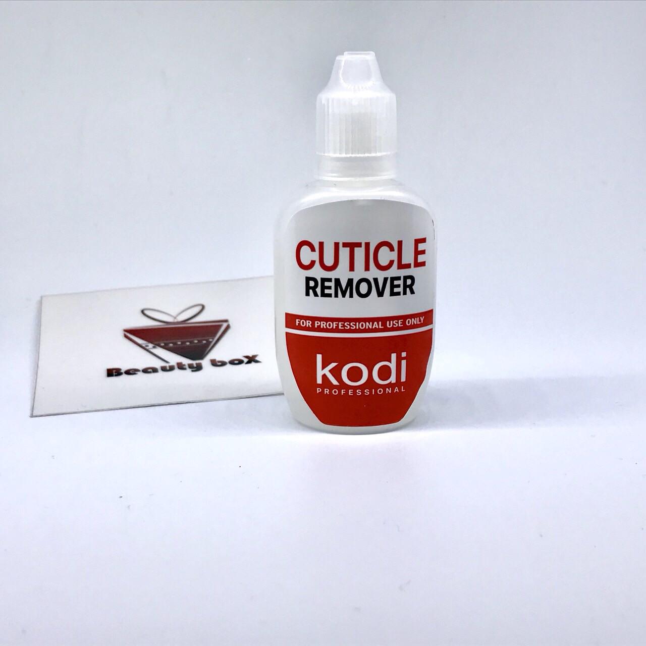Ремувер для кутикулы Kodi 30 мл