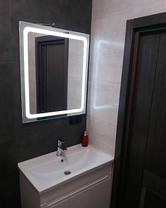 Визажное зеркало. Лед зеркало в ванную комнату, фото 2