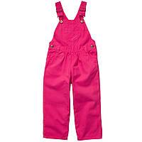 Детский джинсовый комбинезон для девочки Oshkosh 18 месяцев