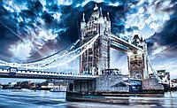 Фотообои готовые 368x254 см Синий Мост Тауэр (847.20942), фото 1