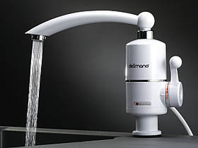 Проточный  водонагреватель DELIMANO (электрический водонагреватель)
