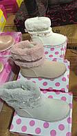 Детские зимние ботинки для девочек оптом Размеры 25-30
