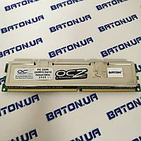Игровая оперативная память OCZ Platinum DDR 1Gb 400MHz PC 3200U CL2 (OCZ4002048ELDCPE-K)