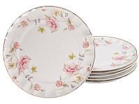Набор из 6 тарелок Лаура, 26 см диаметром 943-121