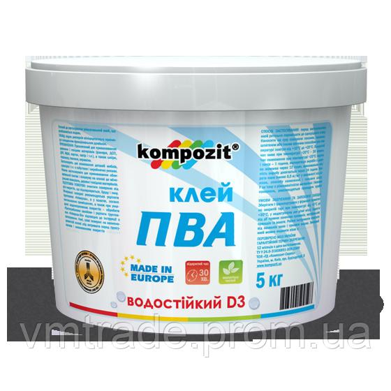 Kompozit Клей ПВА D3, 5 кг
