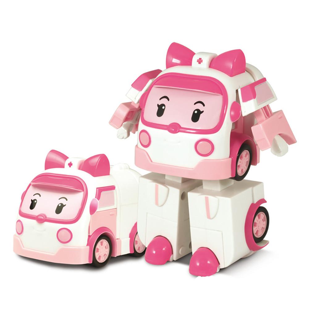 Трансформеры Robocar Poli (Робокар Поли): Эмбер