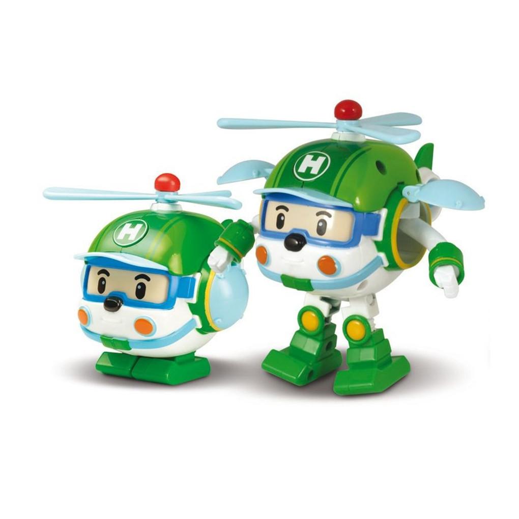 Трансформеры Robocar Poli (Робокар Поли): Хэли