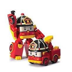 Трансформери Robocar Poli (Робокар Полі): Рой