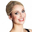 Сетка под парик телесная сеточка для волос, фото 3