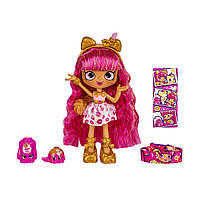 Кукла Shoppies S9 Wild style Гламурная Гиппи Shopkins 56712, фото 1