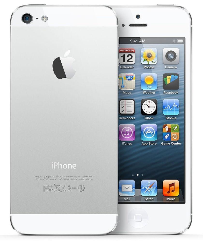 Телефон Apple iPhone 5 White,белый