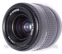 Объектив Nikon 35-70mm f/3.3-4.5 AF Nikkor Lens Япония, Б/У недорого