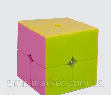 Кубик рубика 2х2 Да Ян Qiyi cube, фото 2