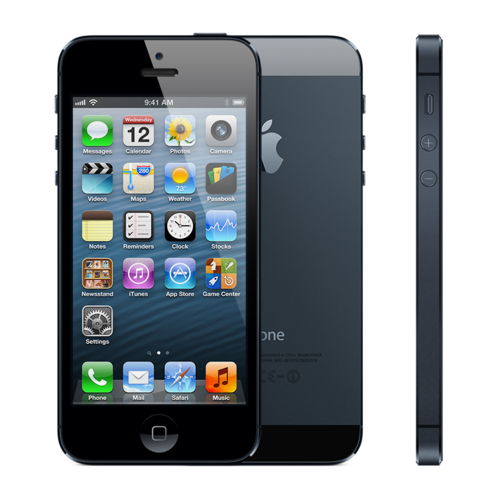 Телефон Apple iPhone 5 Black,Черный