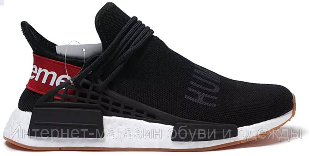a29e13411138 Мужские кроссовки Adidas NMD Supreme Адидас НМД Суприм черные - Интернет- магазин обуви и одежды