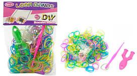 Резиночки для браслетов 2013-2 (480) 200 шт. в кульке
