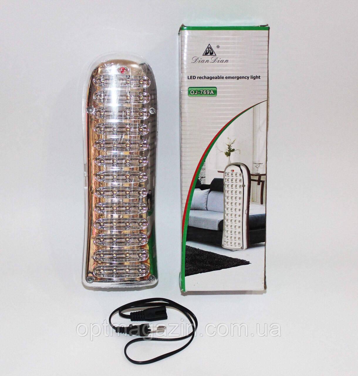 Ліхтар світлодіодний OJ-769A